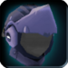 Spiral Crescent Helm Fancy