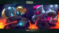 Spiral Knights - Shocking Syntheseizers - Original Soundtrack by Harry Mack