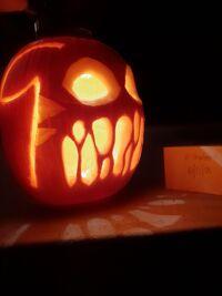 2018 Pumpkin Carving Contest Stayboy Black Kat