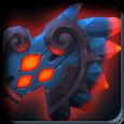 Barbarous Thorn Shield