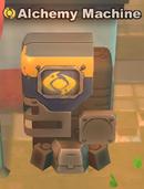 Alchemy Machine in Haven