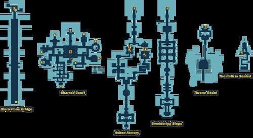 Firestorm Citadel map