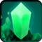 Mineral Icon Green