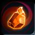 Warm Fire Crystal