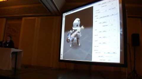 AnimationOnDisplay 2012 Spiral Knights Ian McConville Panel