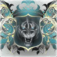 White Russian Tigers logo