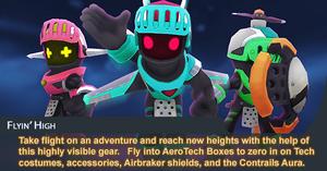 AeroTech Prize Box promo