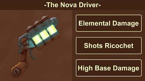 Демонстрация Nova Driver
