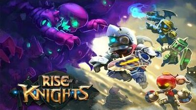 Rise of Knights iOS Gameplay