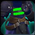 Sacred Snakebite Wraith Armor