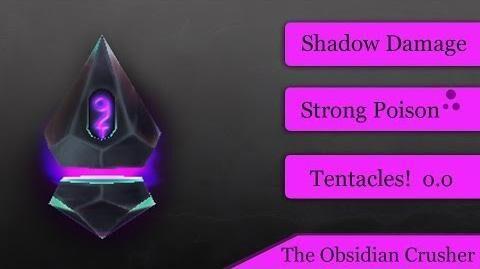 Демонстрация Obsidian Crusher