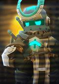 Knight-feron comlink