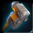 Stable Rocket Hammer
