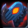 Dark Thorn Shield