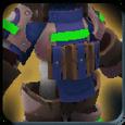 Sacred Snakebite Guerrilla Armor