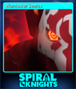 Warmaster Seerus Trading Card