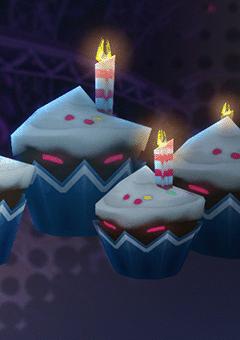 Creepcakes clockworks