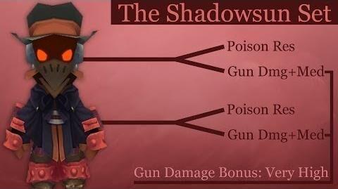 Демонстрация комплекта Shadowsun