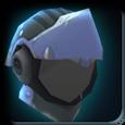 Solid Cobalt Helm