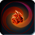 Cracked Fire Crystal