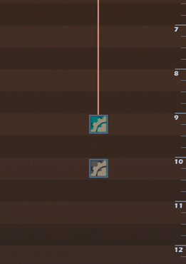 Map 4-3 shocking sentient sentries