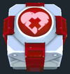 Heart treasure box