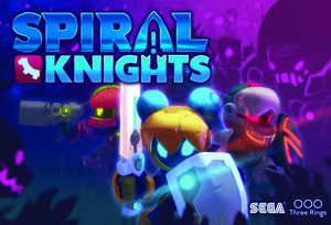 Spiral Knights main art 3