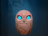 Horned Owlite Shield