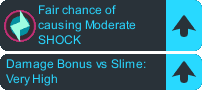 Shocking Salt Bomb Abilities