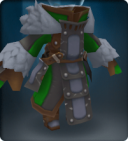 Ash Tail Coat-Equipped