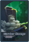 Member storage