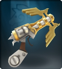 Argent Peacemaker Equipped