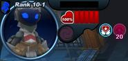 Status Curse Player