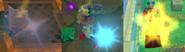 Screenshot Damage Colors