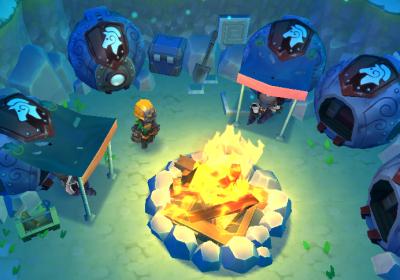 Rescue Camp-Screenshot