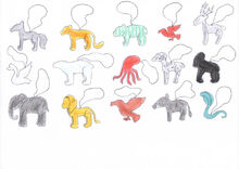 Talismans spirit animals by applejack2307 dcdvug4-fullview