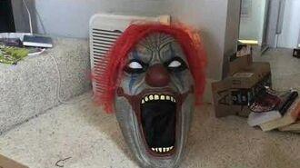 Spirit Halloween 2019 Feed the Clown Game Demo