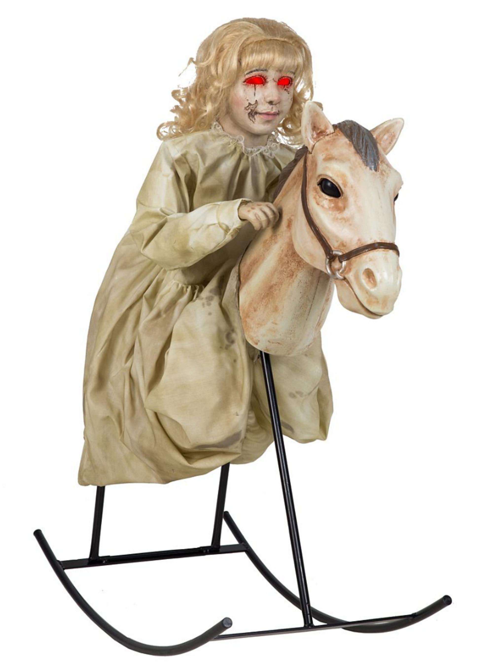 Rocking Horse Dolly Spirit Halloween Wikia Fandom