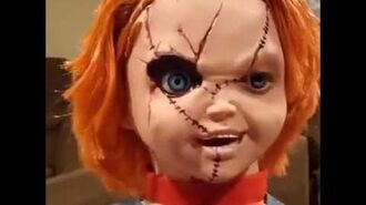 Talking Chucky Doll (2019 Model)