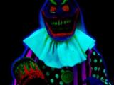 Wacky Mole Clown