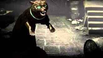 Jumping Cat - Spirit Halloween
