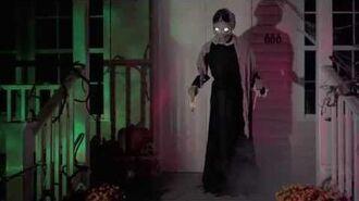 5 Ft Undead Granny Animatronic