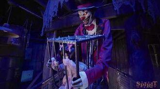 Rotten Ringmaster - Spirit Halloween