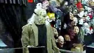 Spooky Halloween store