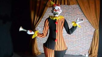 Honky the Clown Animated Figure-0