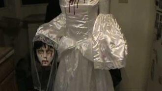 Beheaded Bride bloodied up