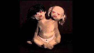 Terrible Twyns Zombie Baby® Prop