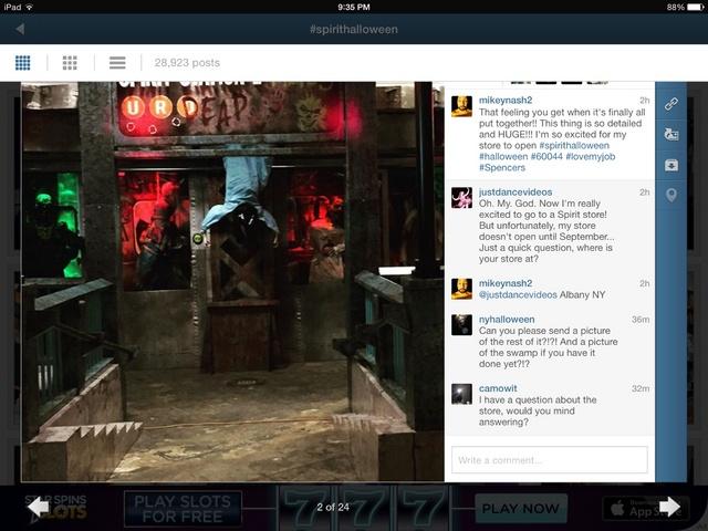 Image - Spirit station z leak 1.jpg | Spirit Halloween Wikia ...