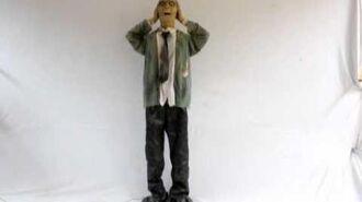 Life-sized Heads up Harry Animatronic Prop