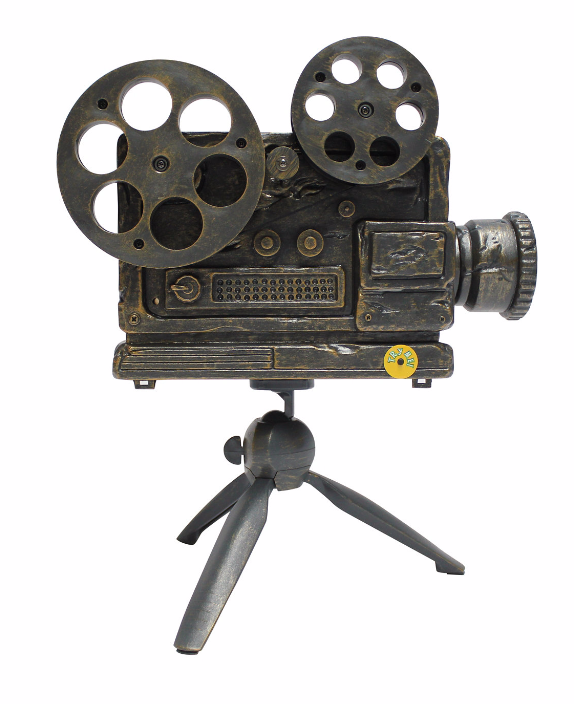 Haunted Movie Projector With Stand